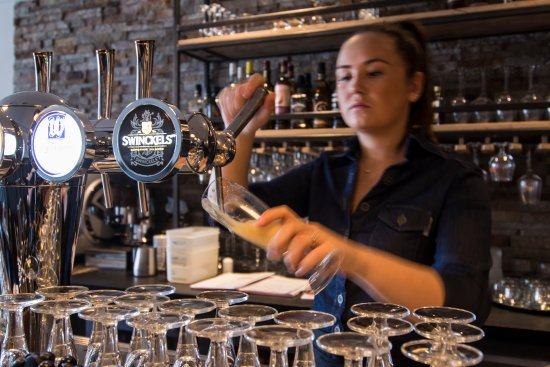 Uden, Belanda: bij ieder gerecht een biertip!