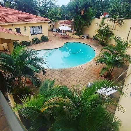 Ballito, جنوب أفريقيا: Swimming pool area