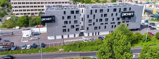All suites appart h tel orly rungis france voir les for Appart hotel 78