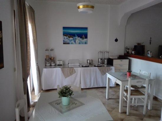 Santa Elena Hotel: Sala prima colazione