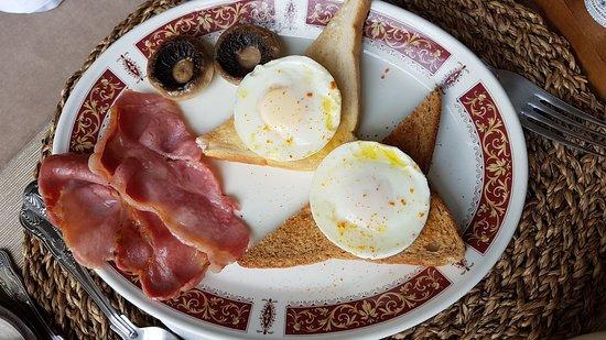 Lubnaig House: Frühstück