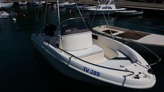 Rent A Boat Tivat: getlstd_property_photo
