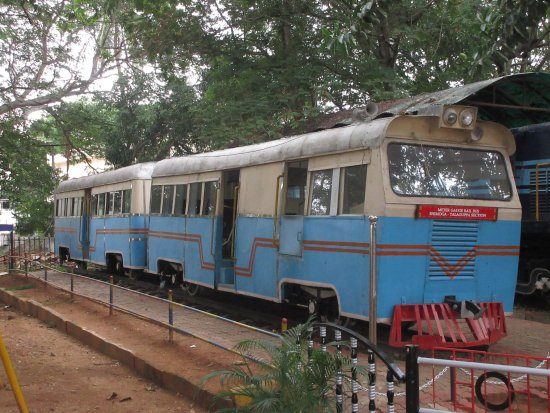 Railway Museum Mysore: Another Exhibit