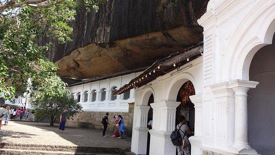Dambulla, Sri Lanka: Muß man gesehen haben
