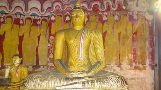 Dambulla, Sri Lanka: Einmalig