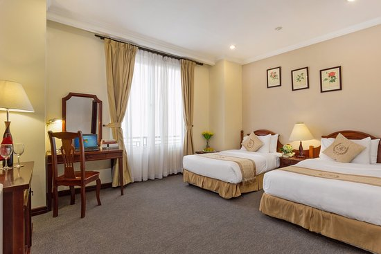 Rosaliza Hotel Hanoi Photo