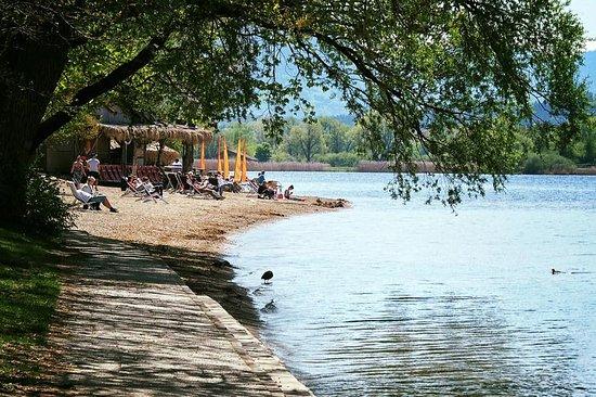 Strandbad Übersee