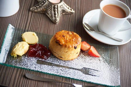 Bexhill-on-Sea, UK: Cream Tea