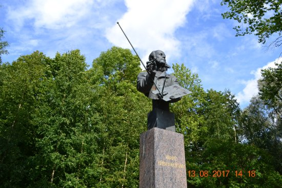 I.A. Aivazovskiy Monument