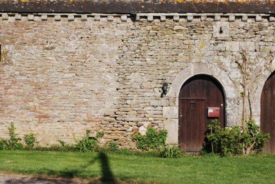 Domaine de la Ferriere : Entrance