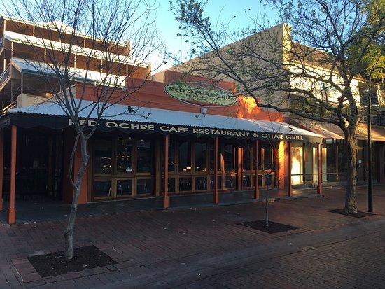 Red Ochre Grill Restaurant Alice Springs: photo0.jpg