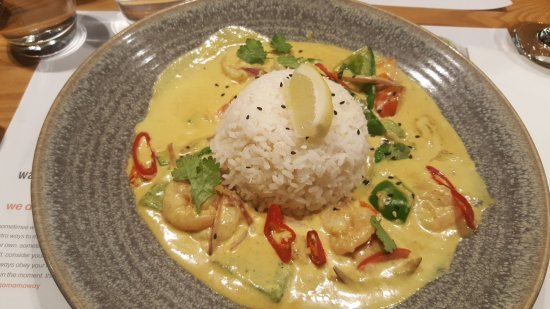 Wagamama Wellington: 20170822_193647_large.jpg