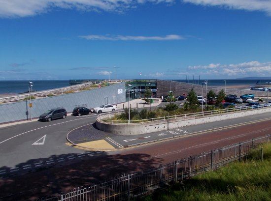 Porth Eirias Waterfront Complex