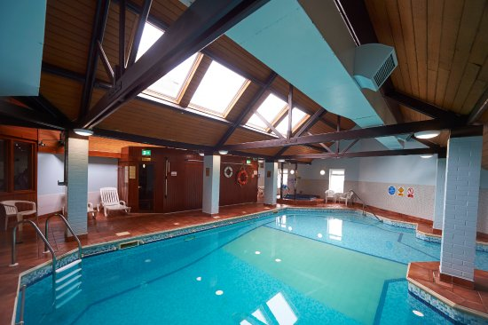 Bexhill-on-Sea, UK: Hotel Pool, Leisure Club