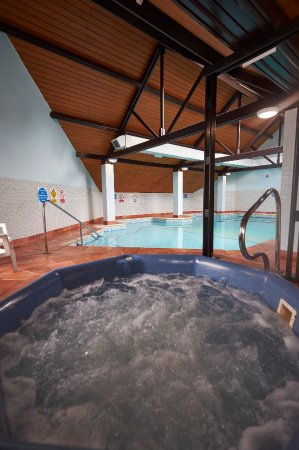 Bexhill-on-Sea, UK: Spa bath in the Leisure Club