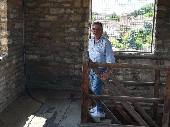 Cluny, France: Quasi in cima