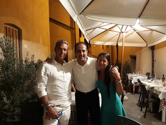 Ristorante Da Guido: Friendly staff we felt at home!