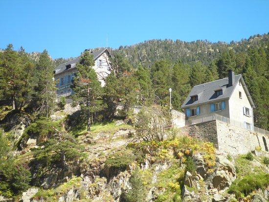Aragnouet, Francia: le chalet hotel du lac
