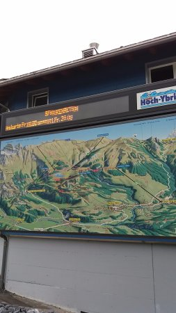 Talstation Laucherenlift, Oberiberg