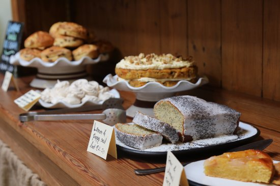 Shanagarry, Ireland: Sweet treats