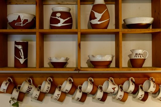 Shanagarry, Ireland: Pottery