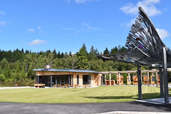 Lairg, UK: Exterior View