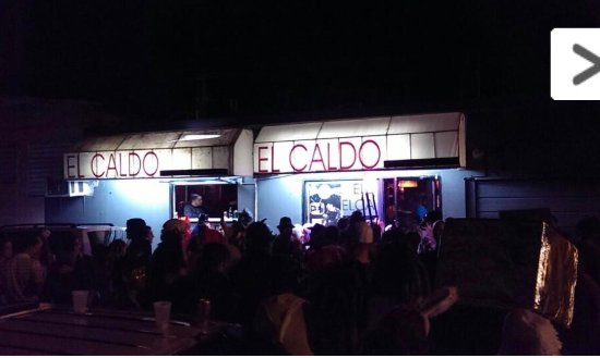 Quebradillas, Portorico: Caldo