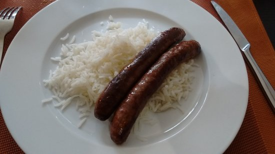 Nedde, Francia: plat du jour !!!