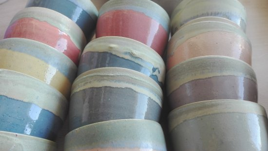 Coffee Cups No Handle Picture Of Spinspot Ceramics Pottery