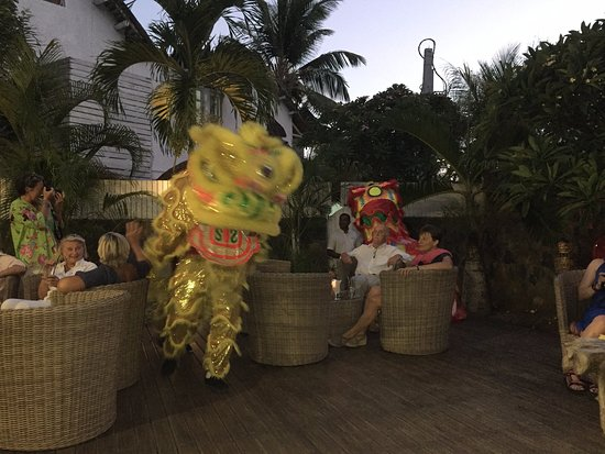 Poste Lafayette: Chinese New Year Celebrations at the hotel
