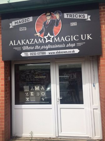 Alakazam Magic Ltd