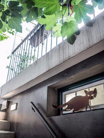Casa do Bairro by Shiadu: Entrada