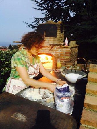 Viagrande, Italia: Le pizze