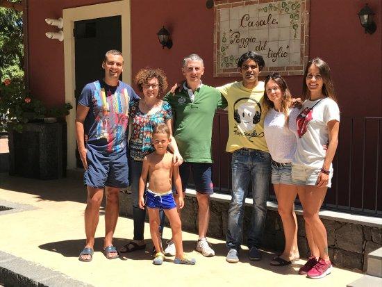 Viagrande, Italia: I nostri ospiti sono Amici