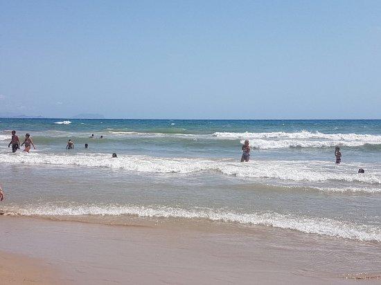 Playa de San Juan.