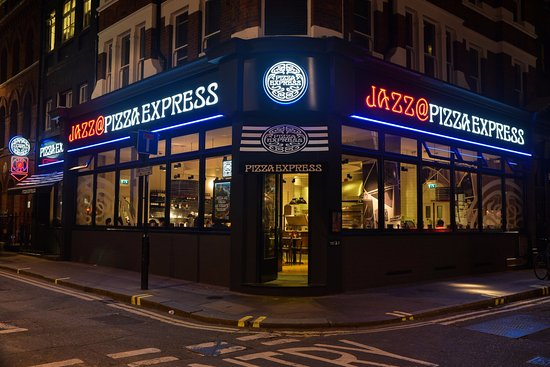 Great Venue And Amazing Jazz Review Of Pizza Express Jazz