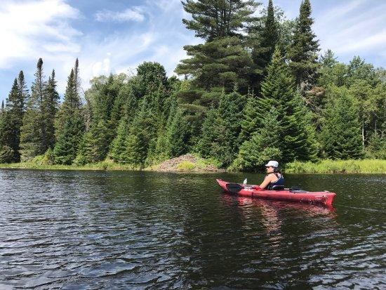 Tickner's Moose River Paddling Trails