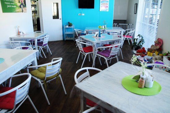 Inverell, Australien: Our Freckle Room, caters for private groups or just extra everyday seating