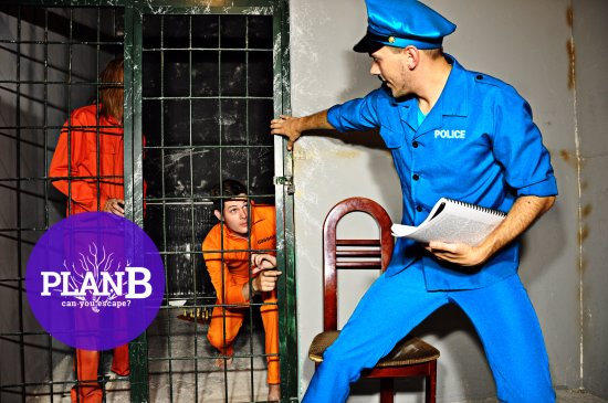 Plan B Escape Game