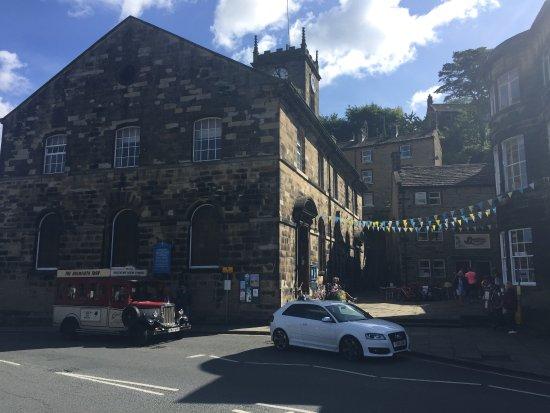 Huddersfield, UK: Tour Starting Point