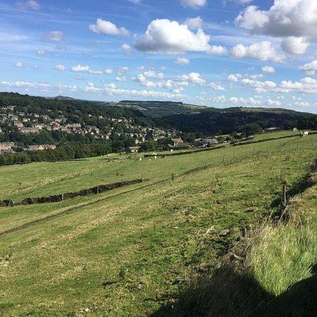 Huddersfield, UK: Views On Way Round