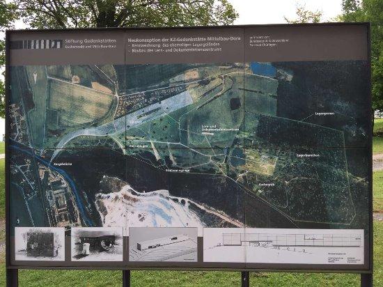 Nordhausen, Allemagne : Luftfarbbild