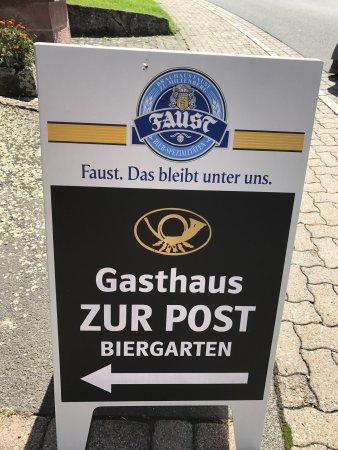 Gasthaus Zur Post: photo1.jpg