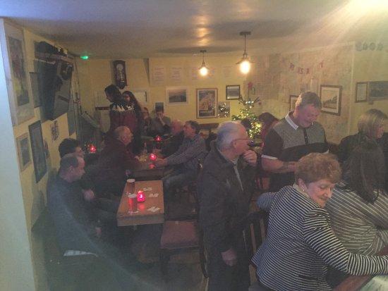 Redcar, UK: Christmas 2016