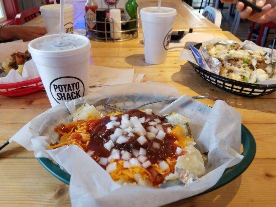 Potato Shack Huntsville Menu Prices Restaurant Reviews