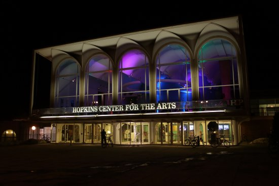 Hanover, Нью-Гэмпшир: Hopkins Center for the Arts