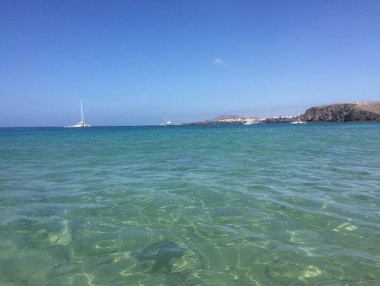 Lanzarote, İspanya: Splendido paesaggio