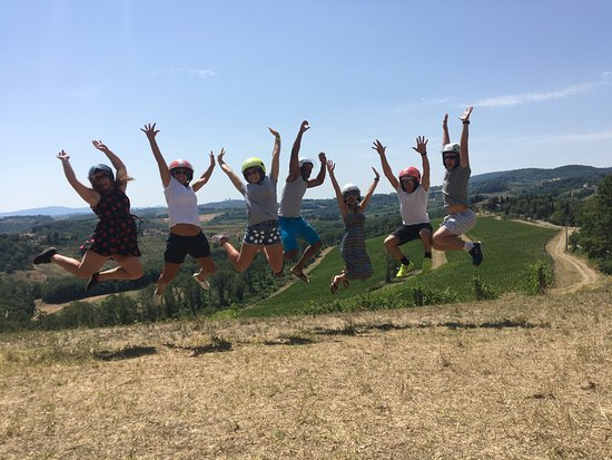 ‪Fun in Tuscany‬