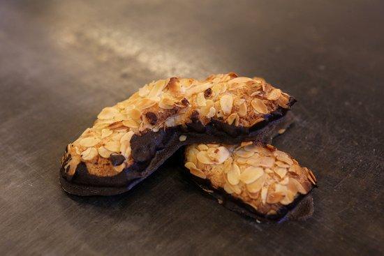 Arendal, Noruega: mandelstang glutenfri