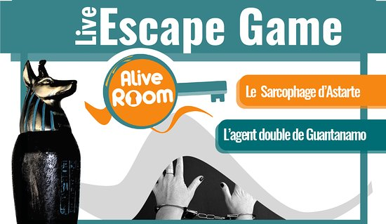 Alive Room-Escape game